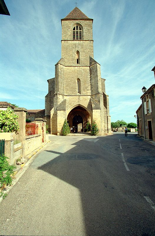 Eglise ND de l'Assomption de Belvès
