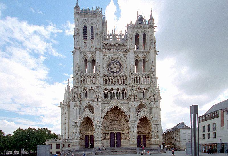 Art et architecture gothique en europe for Art et architecture
